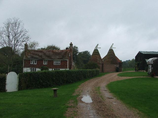 Stream Farm and Oast House