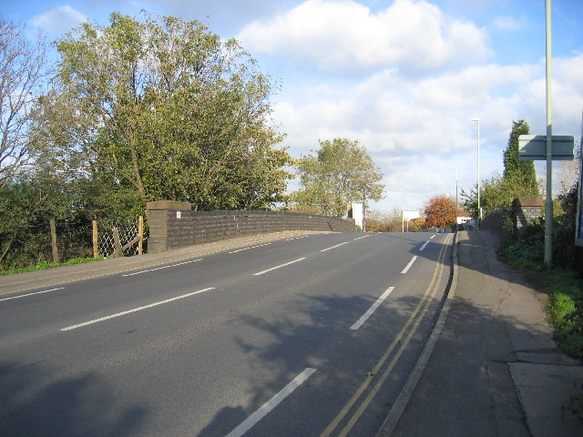Bristol Road bridge