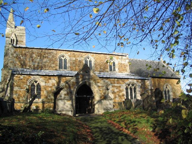 Church of St James, Burton Lazars