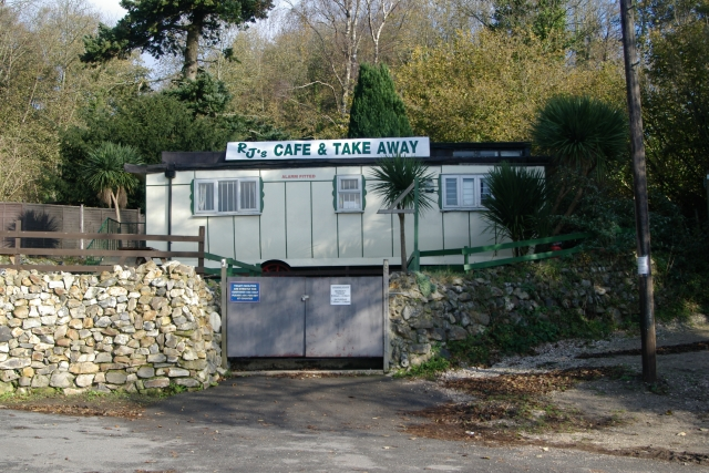 RJ's Cafe, Aller, Newton Abbot, Devon
