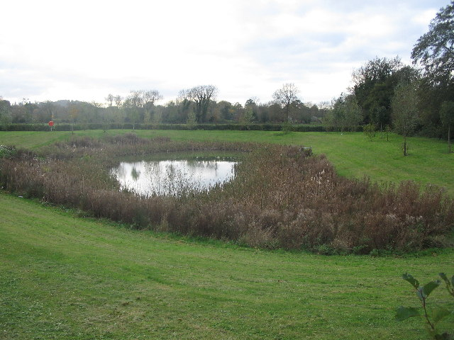 Catchment pond