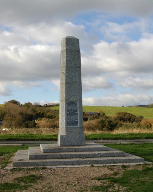 Slapton Monument