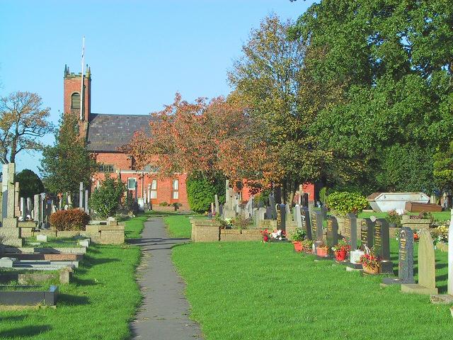 Christ Church, Woodford