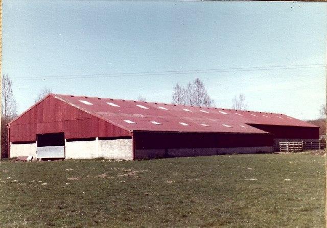 The Barn, Kiln Copse Farm.