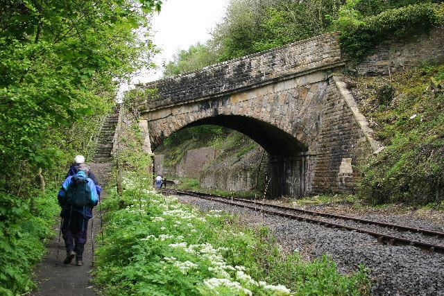 Railway Bridge, Wolsingham