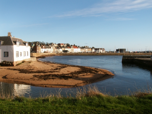 Anstruther from Wester Anstruther