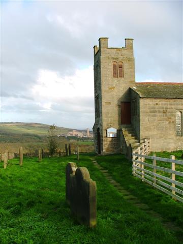 St. Nicholas' Church, Roxby