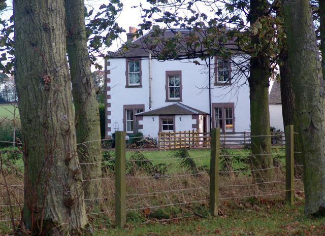 Templehall Farmhouse