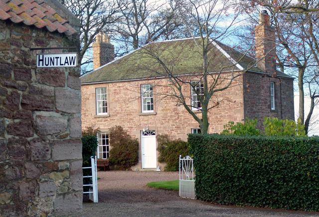 Huntlaw Farmhouse