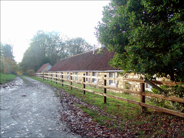 Fountainhall Farm Cottages