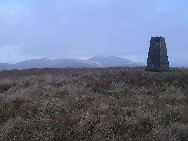 Mount Maw, trig point