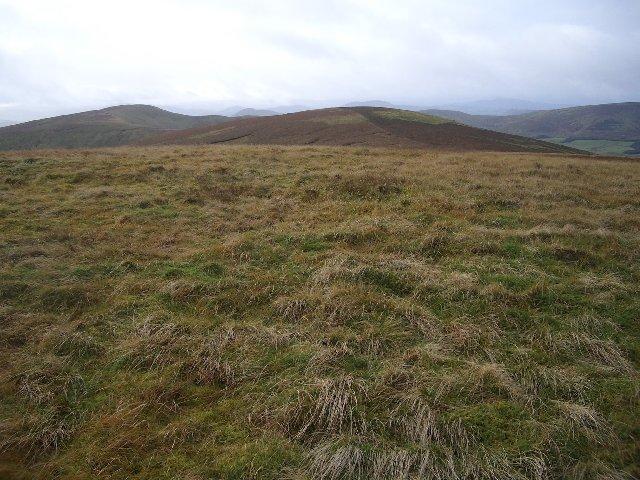 The Mount, summit
