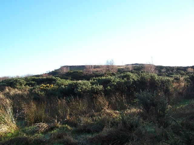 Burneven Hill