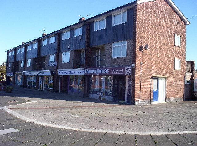 Shops on Estate