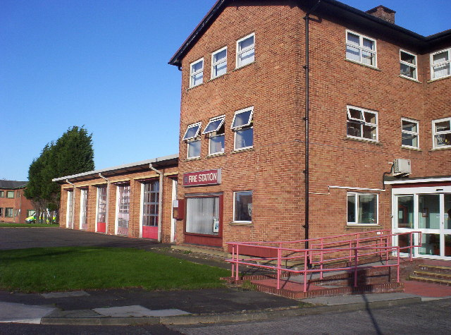 Tynemouth Fire Station