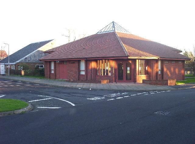 Good Shepherd Church at Battle Hill, Wallsend