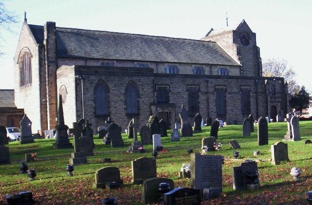 St John's Church, Abram