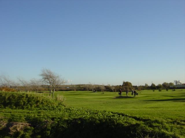 Bidston Golf Course