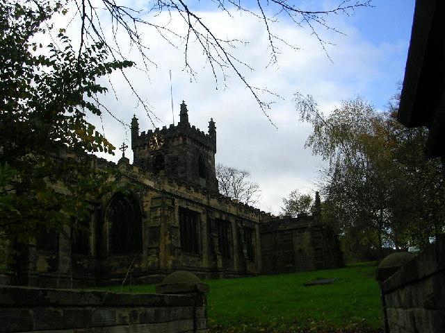 Birstall Parish Church