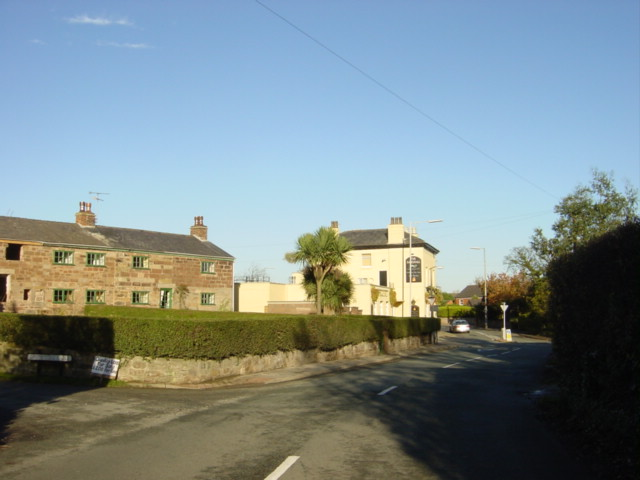Saughall Massie Village