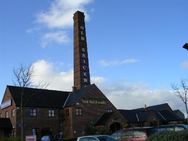 Drighlington and Adwalton Brickworks