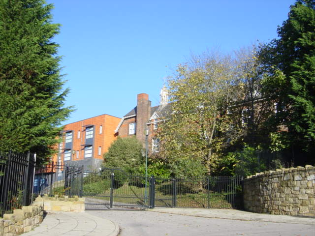 Upton Hall Convent School