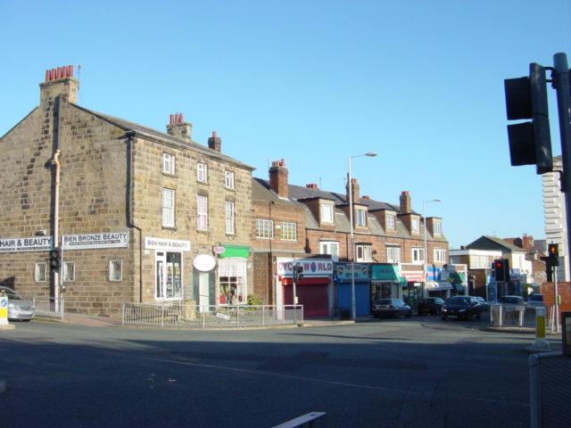 Upton Village