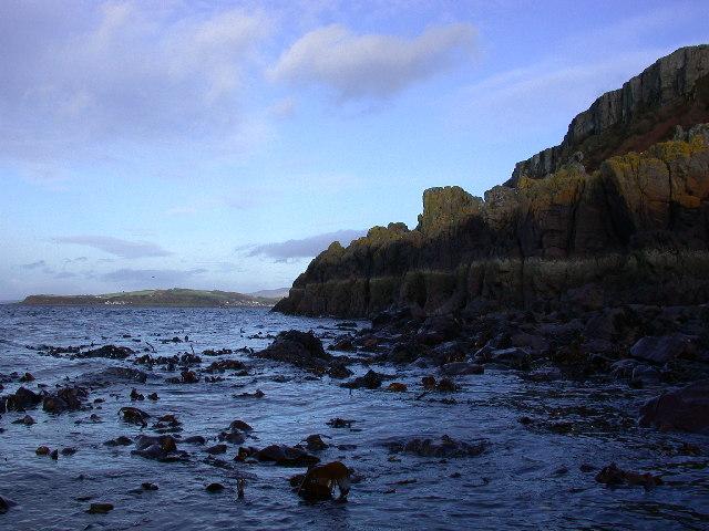 NorthWest Coast of Little Cumbrae