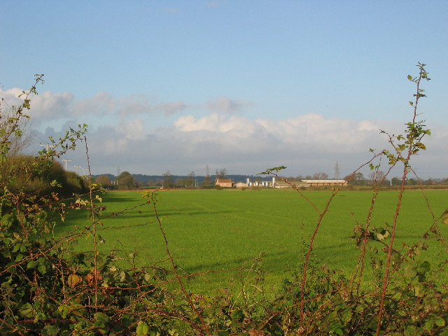 Farmland East of Hutton