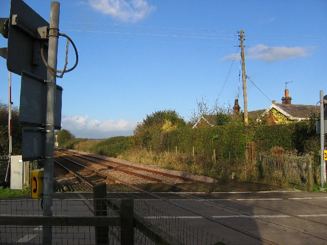 Hutton Lane Crossing