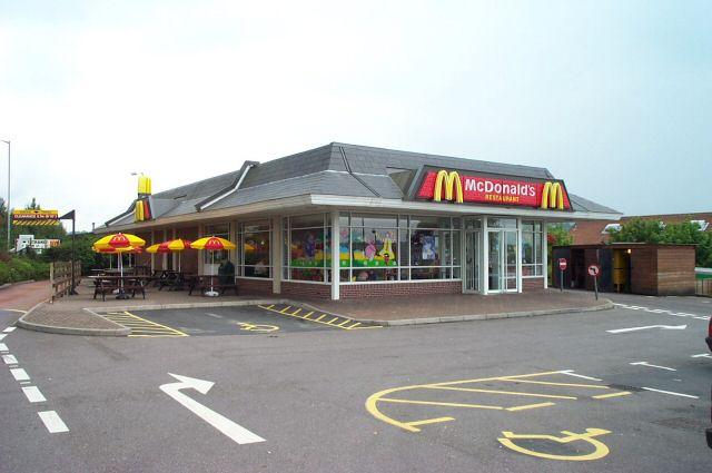 Barnstaple fast food