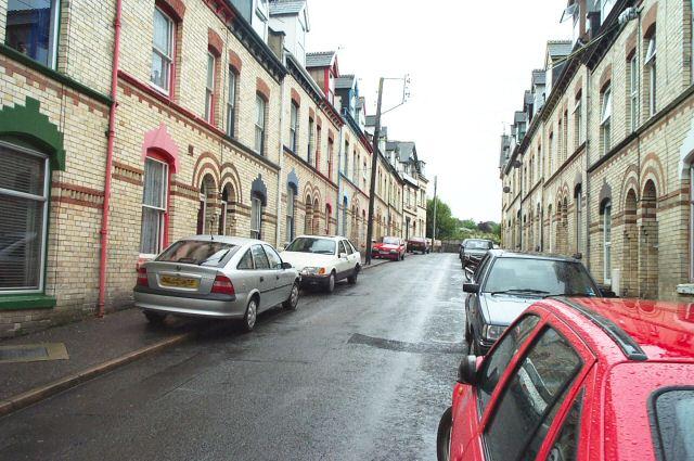 Barnstaple street