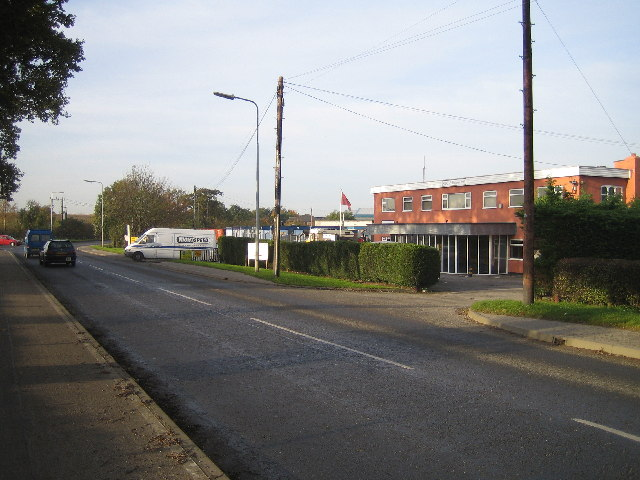 Whisby Road