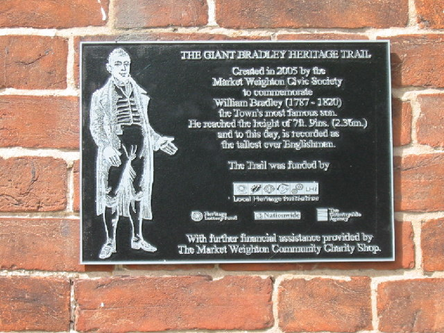 The Giant Bradley Heritage Trail