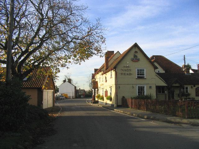 Moreton, Essex