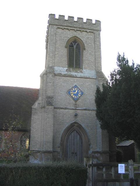 Church Tower, St. Germain's, Bobbingworth, Essex