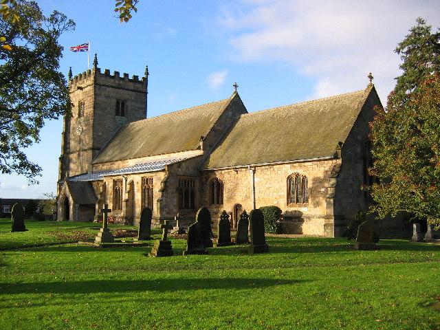 St Peter's Church, Hutton Cranswick