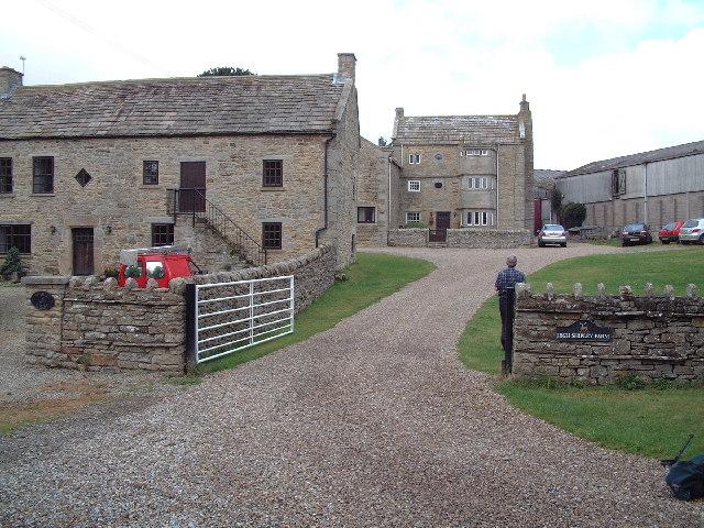 High Shipley Farm