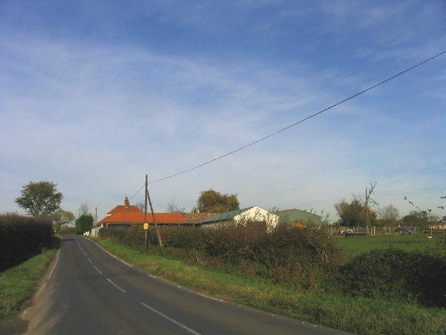 Bridge House Farm near Ongar, Essex