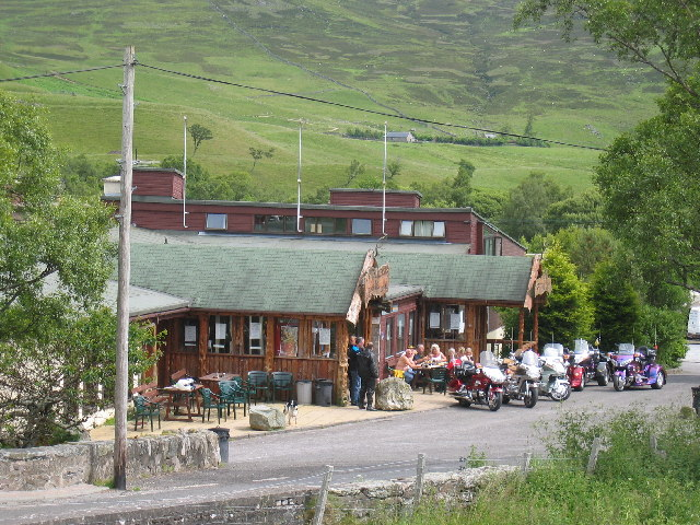 The Spittal Of Glenshee