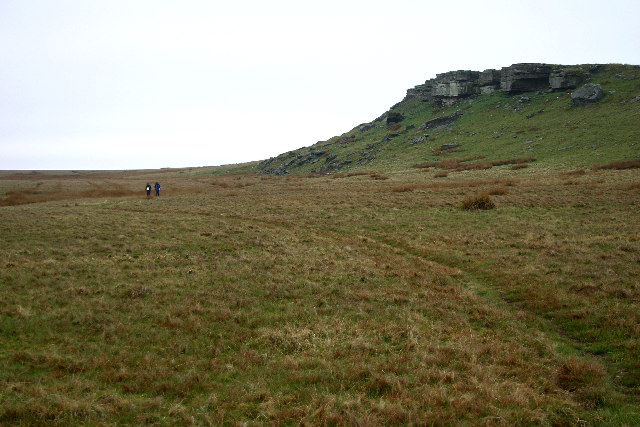Footpath South of Goldsborough