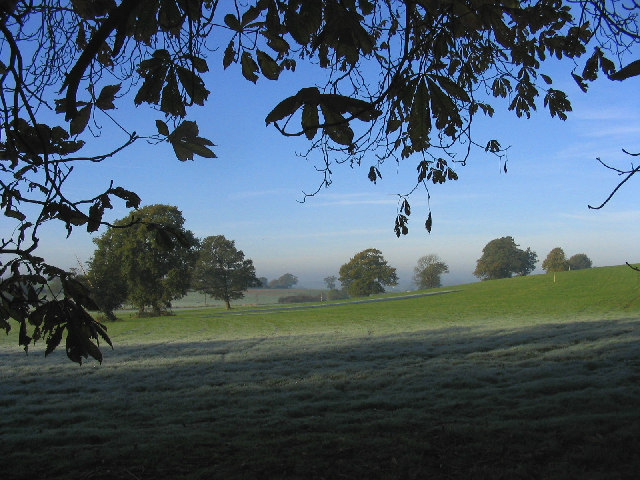 Farmland, Kelvedon Hall, Essex