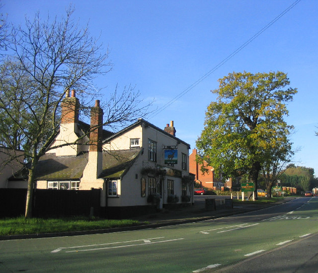 The Stag Public House, Marden Ash, Essex