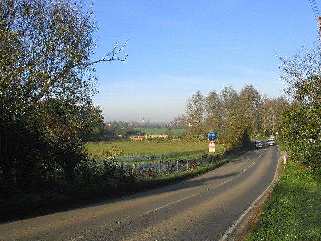 Hallsford Bridge near Ongar, Essex