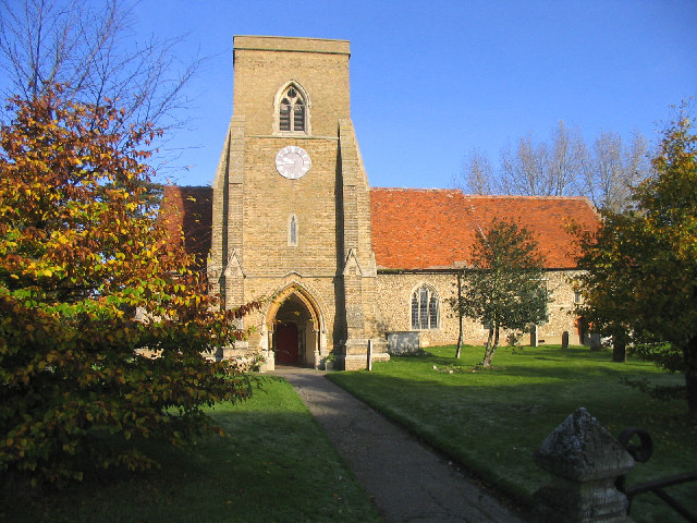 St Mary's Church, High Ongar, Essex
