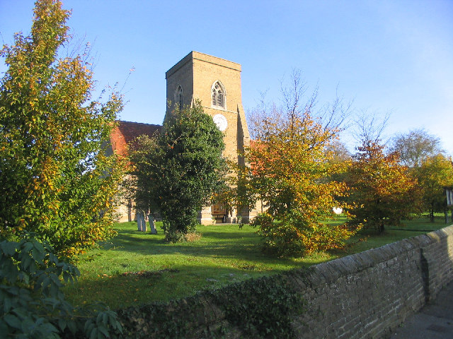 St. Mary's Church, High Ongar, Essex