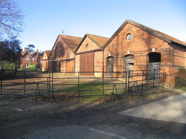 Brick Barns, Norton Hall, Essex