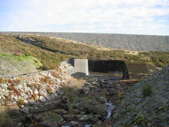 Breaclaich Dam