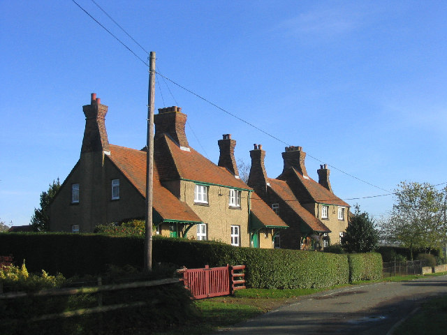 Estate Cottages, Norton Mandeville, Essex