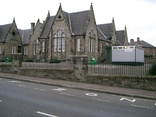Milesmark Primary School.